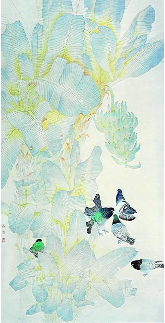 大美西双版纳61全国首届工笔画学术展图片
